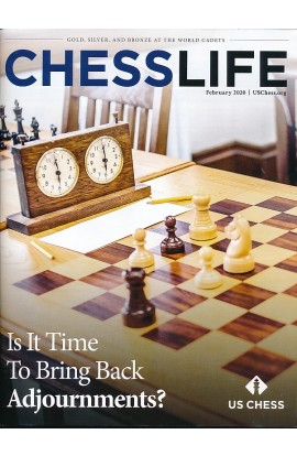 CLEARANCE - Chess Life Magazine - February 2020 Issue