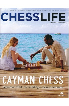 CLEARANCE - Chess Life Magazine - April 2020 Issue