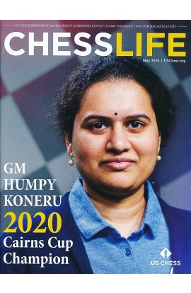 CLEARANCE - Chess Life Magazine - May 2020 Issue