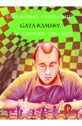 PRE-ORDER - The Chess Gamer - Volume 2 - Return (2004-2013)