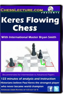 Keres Flowing Chess Front