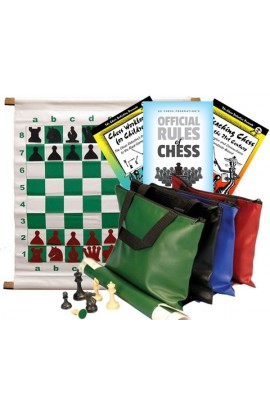 Scholastic Chess Club Starter Kit - For 20 Members