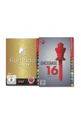 Komodo 14 and CHESSBASE MEGA 16 Bundle