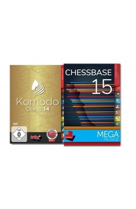 Komodo 14 and CHESSBASE MEGA 15 Bundle