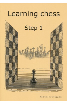 Learning Chess - Workbook Step 1