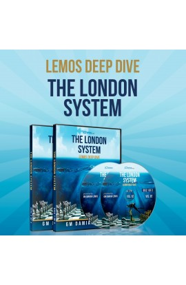 E-DVD - Lemos Deep Dive - #2 - The London System - GM Damian Lemos - Over 9 Hours of Content!