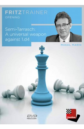 Semi-Tarrasch - A Universal Weapon Against 1. d4 - Mihail Marin