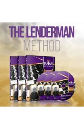 E-DVD - MASTER METHOD - The Lenderman Method - GM Alex Lenderman - Over 14 hours of Content!