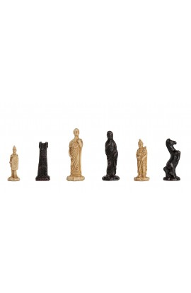 The Mini Roman Chess Pieces