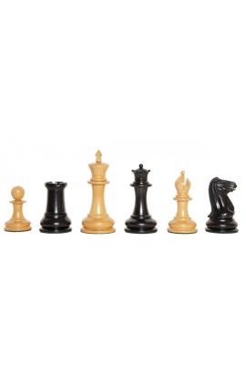"The Camaratta Collection - The Original Cooke 1849 Series Luxury Chess Pieces - 4.4"" King - NO COUPONS ALLOWED"