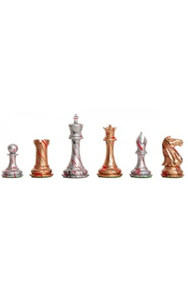 "The Camaratta Collection - The 1849 Collector Series Artisan Chess Pieces - 4.4"" King"