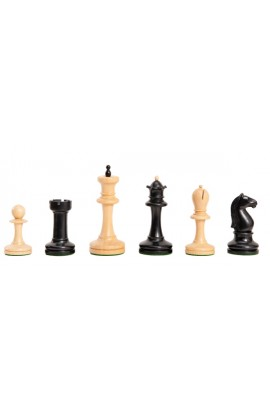 """The Camaratta Collection - The 1914 St. Petersburg Series Chess Pieces - 4.0"""" King"""