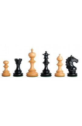 "The Avellino Series Artisan Chess Pieces - 4.4"" King"