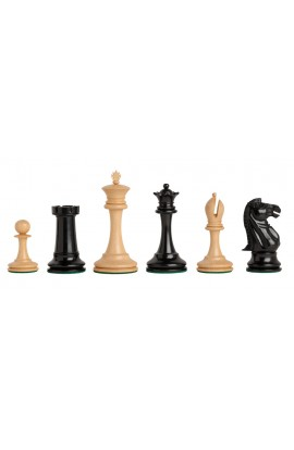 "The B and Co. Series Luxury Chess Pieces - 4.4"" King"