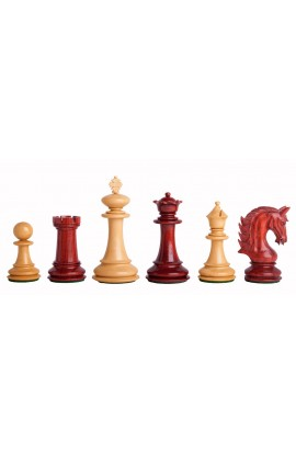 "The Bergamo Series Artisan Chess Pieces - 4.4"" King"