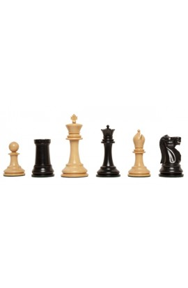 "The Blackburne Series Chess Luxury Pieces - 4.4"" King"