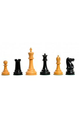 """The Broadbent Series Timeless Luxury Chess Pieces - 4.4"""" King"""