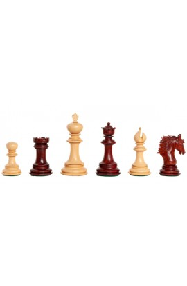 "CLEARANCE - The Bolzano Series Artisan Chess Pieces - 4.4"" King"