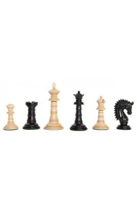 "The Bomarzo Series Luxury Chess Pieces - 4.4"" King"