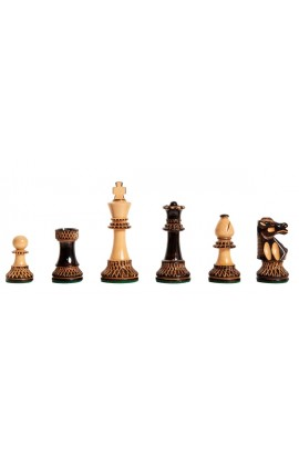"The Burnt Club Series Chess Pieces - 3.75"" King"