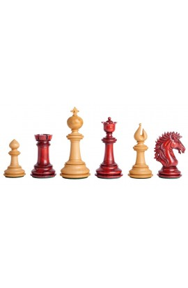 "The Camelot Series Artisan Chess Pieces - 4.4"" King"