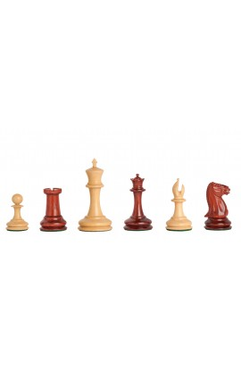 "The *NEW* Cooke Luxury Chess Pieces - 3.5"" King"
