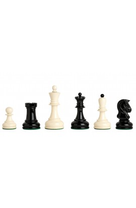 "The Dubrovnik Chess Pieces - 3.75"" King - LACQUERED"