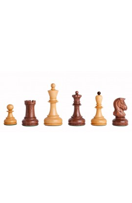 "The Dubrovnik Series Gilded Chess Pieces - 3.75"" King"