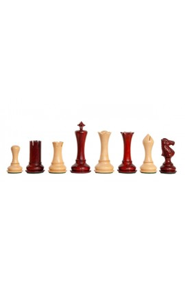"CLEARANCE - The Empire Series Luxury Chess Pieces - 4.4"" King"