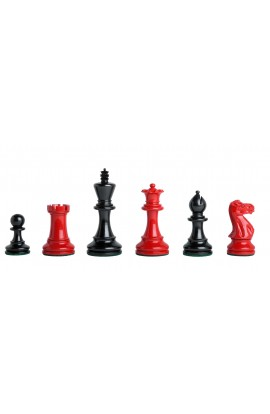 """The Grandmaster Regal Series Chess Pieces - 4.0"""" King"""