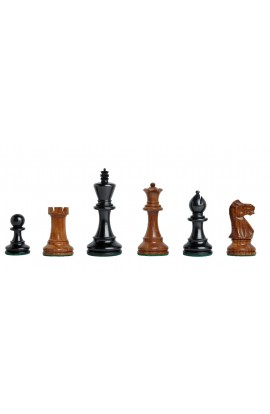 "The Grandmaster Elite Series Chess Pieces - 4.0"" King"