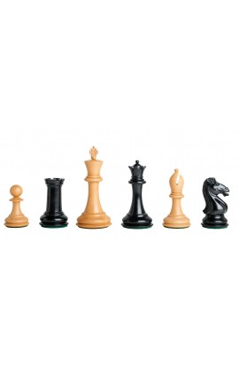 "The Hastings Series Luxury Chess Pieces - 4.0"" King"