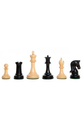 "The Library Imperial Collector Series Luxury Chess Pieces - 3.0"" King"