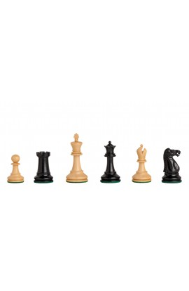"Reproduction of the Circa 1925 Chess Pieces - 3.0"" King"