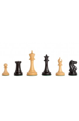 "The Leeds Series Luxury Chess Pieces - 3.75"" King"