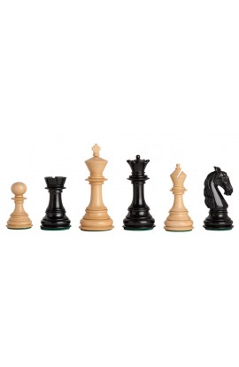 """The Livorno Series Luxury Chess Pieces - 4.4"""" King"""