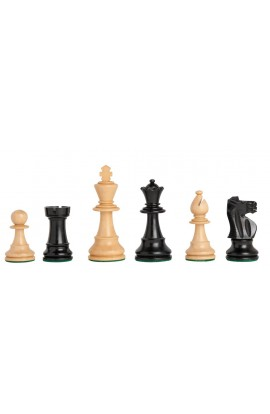 "The French Lardy Chess Pieces - 3.75"" King"