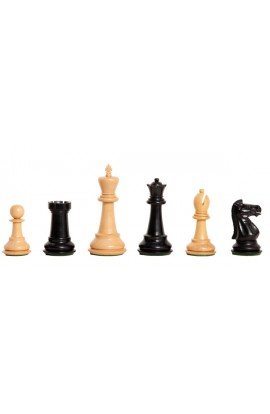 """The Marshall Series Chess Pieces - 3.75"""" King"""