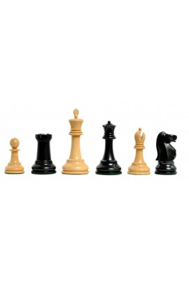 "The Sammy R Series Commemorative Chess Pieces - From the Camaratta Signature Collection - 4.4"" King"
