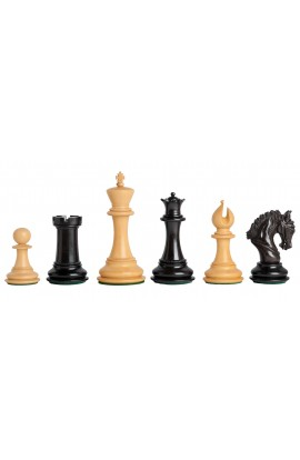 "The Salerno Series Artisan Chess Pieces - 4.4"" King"