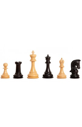 "The Forever Collection - The Sultan Series Luxury Chess Pieces - 4.4"" King"