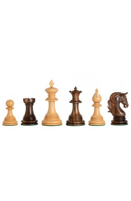 "The Teramo Series Luxury Chess Pieces - 4.4"" King"