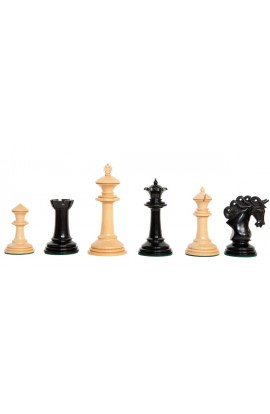 "CLEARANCE - The Westminster Series Artisan Chess Pieces - 4.4"" King"