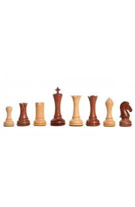 "The Exotique x Camaratta Collection - The *NEW* Empire Series Luxury Chess Pieces - 4.4"" King"