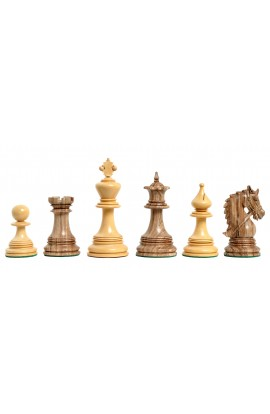 """The 2018 Exotique Collection® - Preston Series Luxury Chess Pieces - 4.4"""" King"""
