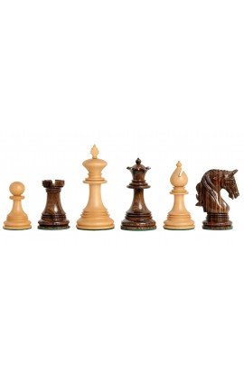 """The 2018 Exotique Collection® - Teramo Series Luxury Chess Pieces - 4.4"""" King"""