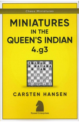 Miniatures in the Queen's Indian: 4.g3