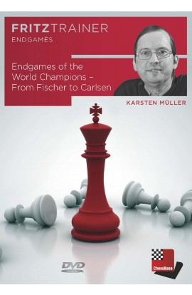 Endgames of the World Champions - From Fischer to Carlsen - Karsten Muller - Vol. 1