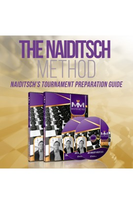 MASTER METHOD - The Naiditsch Method - GM Arkadij Naiditsch - Over 13 hours of Content!