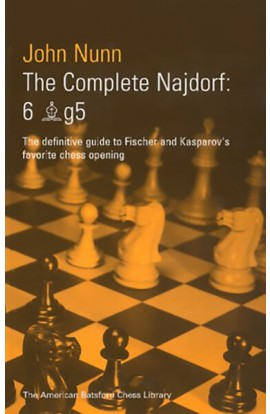 CLEARANCE - The Complete Najdorf 6. Bg5